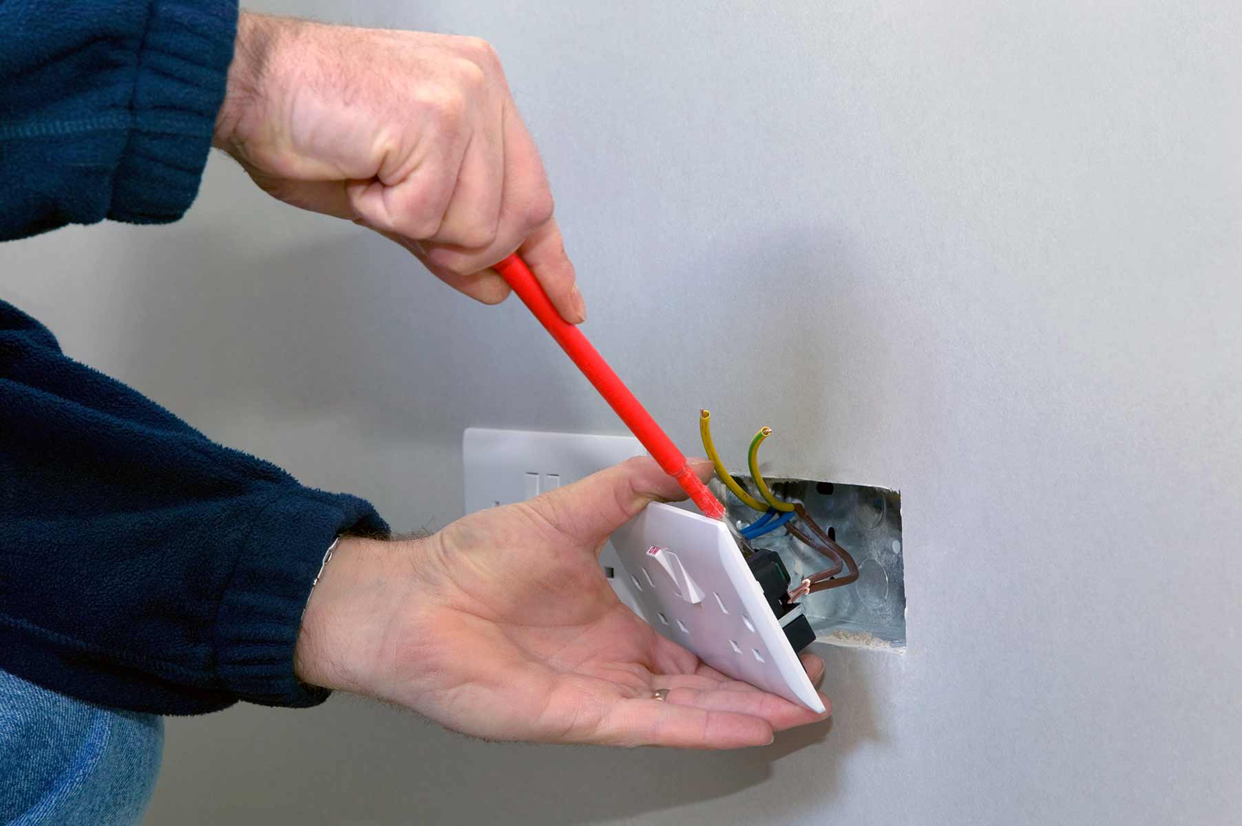 Our electricians can install plug sockets for domestic and commercial proeprties in Barnsbury and the local area.
